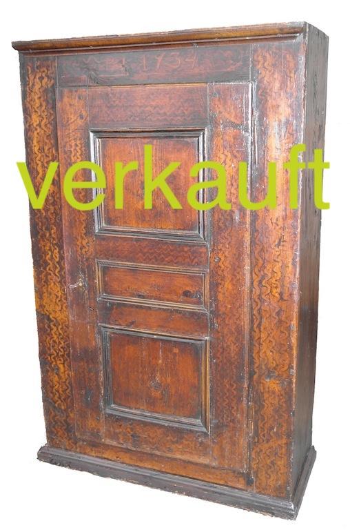 Schrank AG 1734 verkauft