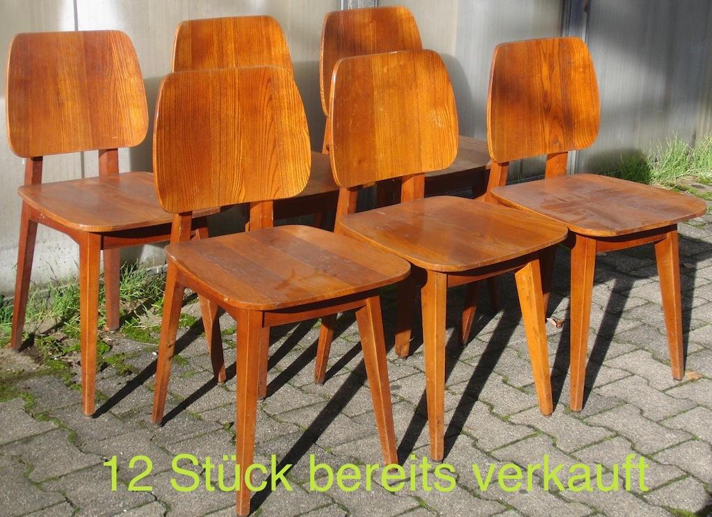 Edle Stühle verkauft 27 edle beizenstühle der 30 er jahre edeltrö antike