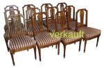 Verkauft 12 Directoire-Stühle
