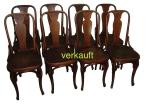 Verkauft 8 Stühle Jgdst