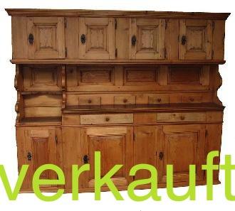 Verkauft Barockbuffet Toni Tanne