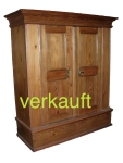 Verkauft BarockschrankTösstalT