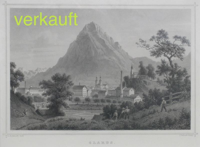 Verkauft Glarus Rohbock