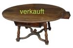 Verkauft Luzerner Tisch Nb rund gross
