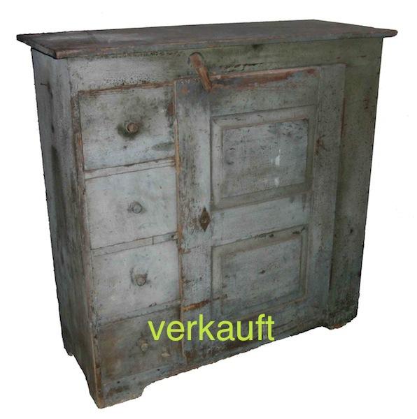 Verkauft Schaffreite blaugrau