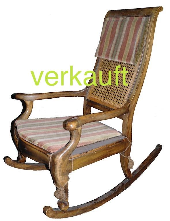 Verkauft Schaukelstuhl Bdm