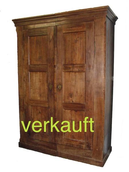 Verkauft Schrank Kb 3 Füllungen