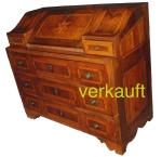 Verkauft Schreibkommode L.XVI TG