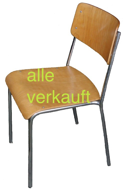 Verkauft Stuhl 70-er Jahre