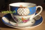 Verkauft Tasse Bdm blau