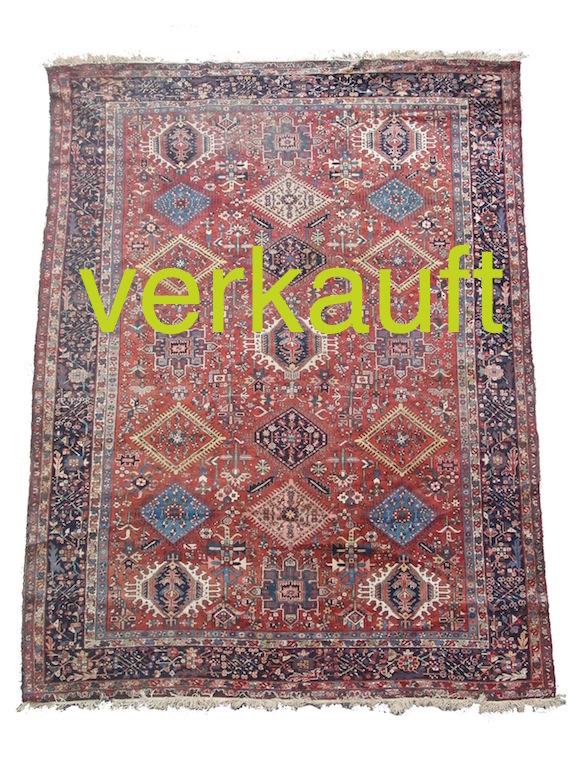 Verkauft Teppich