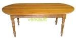Verkauft Tisch 200cm oval