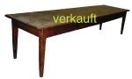 Verkauft Tisch Nb 300cm