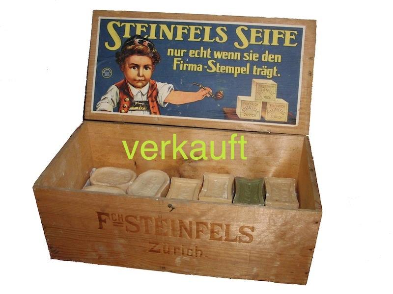 verkauft SteinfelsSeife