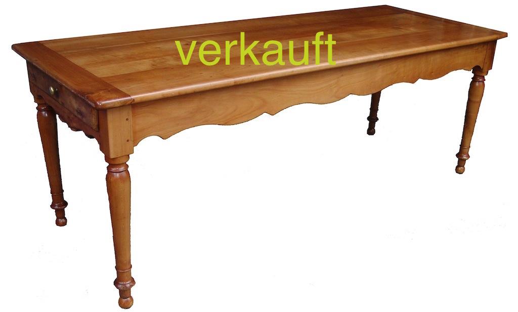 Verkauft Tisch geschweift