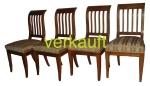 4 Stühle Bdm gepolstert A verkauft