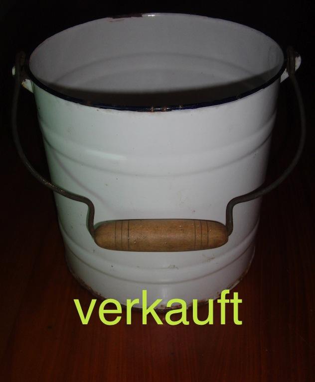 Verkauft Emaille-Eimer1