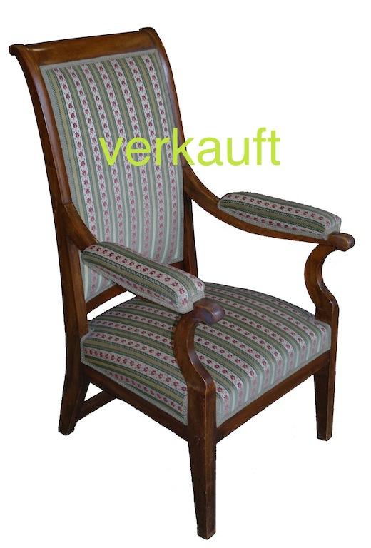 Verkauft Fauteuil Bdm 1