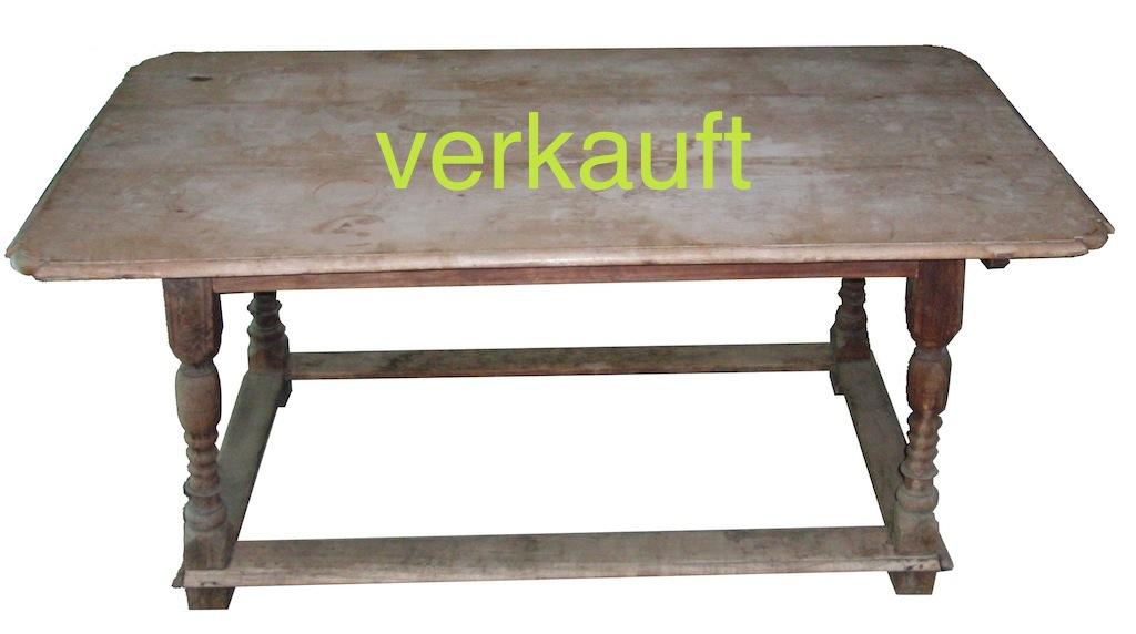 Verkauft Klostertisch Wallis 1