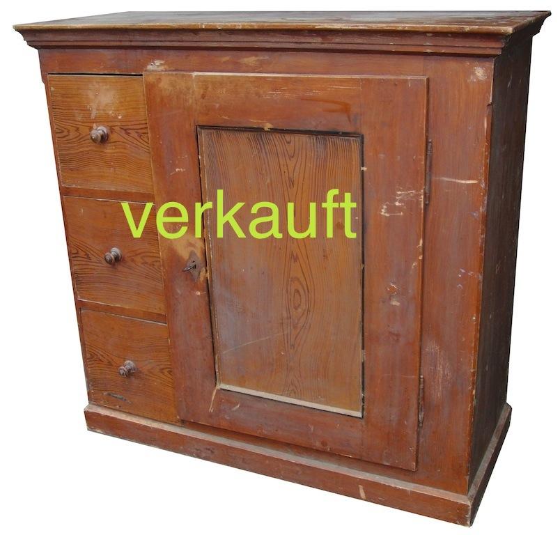 Verkauft Schaffreite braun 1