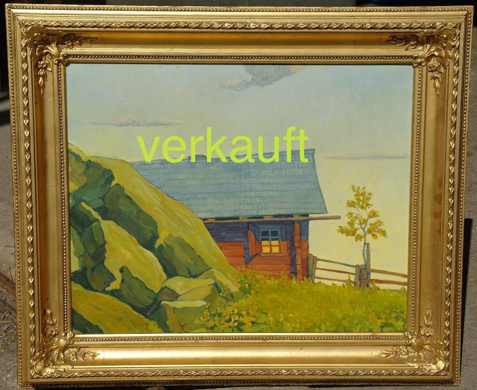 Verkauf Bild Seelandschaft