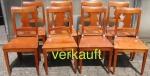 Verkauft 8 Stühle Kb neu A