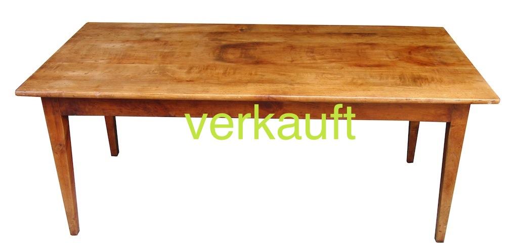 Verkauft herrlicher berner tisch biedermeier kirschbaum for Tisch kirschbaum