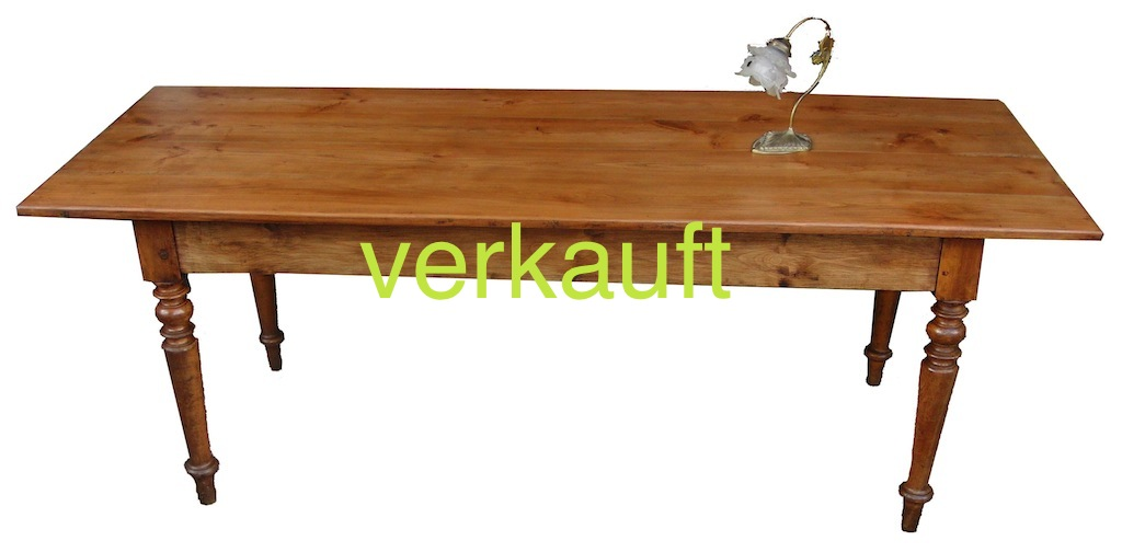 Verkauft Tisch 210 cm