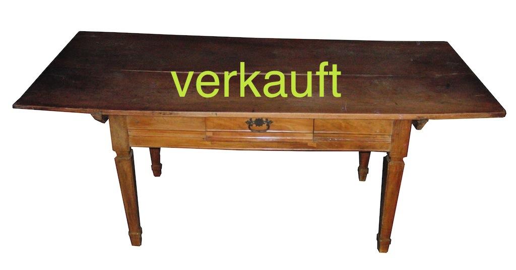 Verkauft Tisch Nb LXVI 2 Bretter