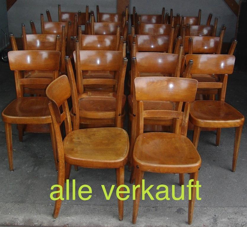 Verkauft 32 StühleHG Aug13A