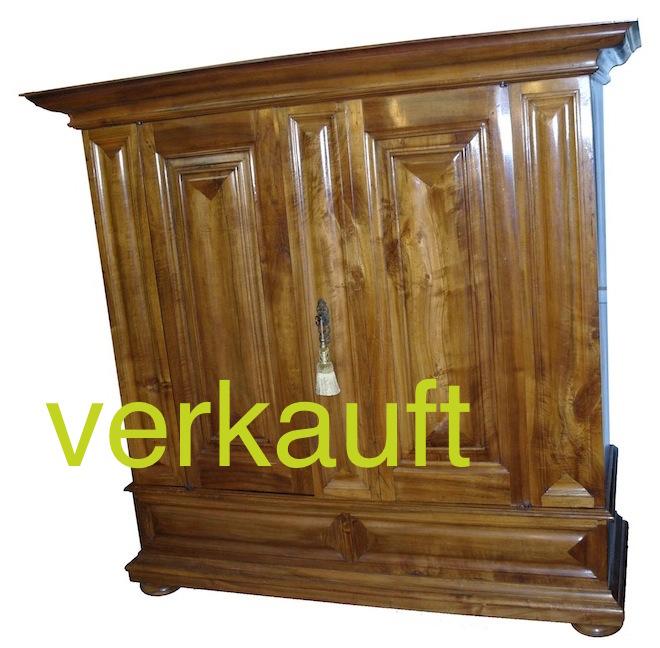 Verkauft Wellenschrank7.13A