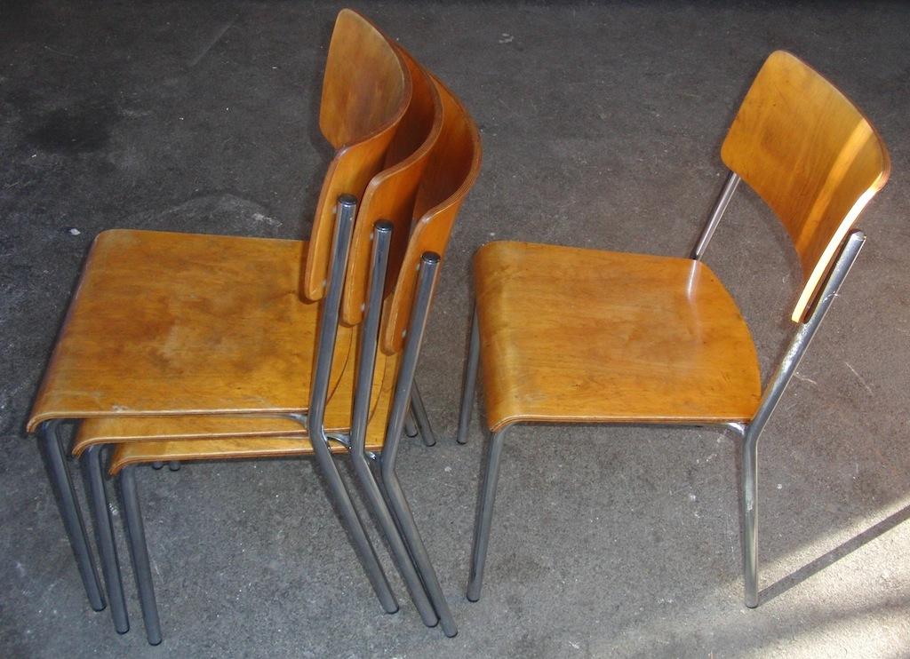 Alle Verkauft Set Von 118 Horgen Glarus Stuhlen Warmer Dunkler