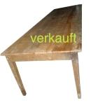 Verkauft Tisch Buche 345cm Feb14A
