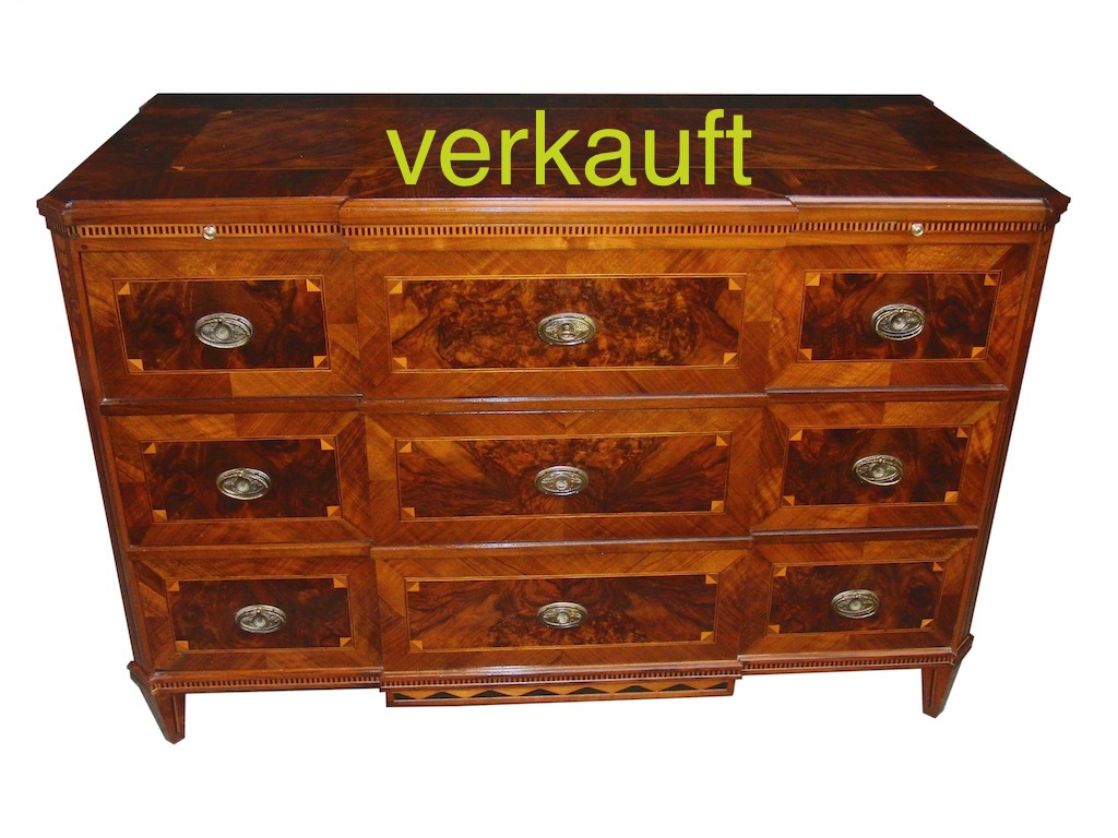 Verkauft Kommode LXVI MäschchenJuni14A
