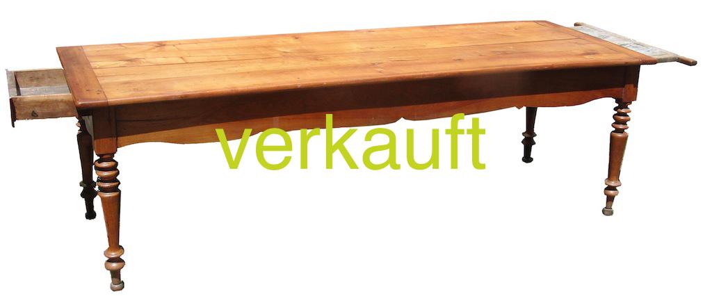Verkauft Tisch 41 geschw. Zarge Juni14A