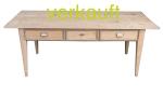 Verkauft Tisch T 3Schubl Juni14A