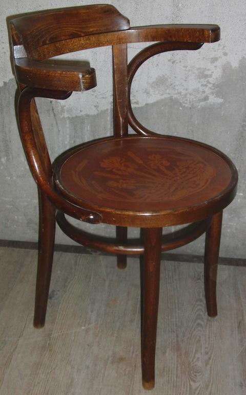Alle Verkauft 18 Horgen Glarus Stuhle In Runder Form Mit Armlehnen