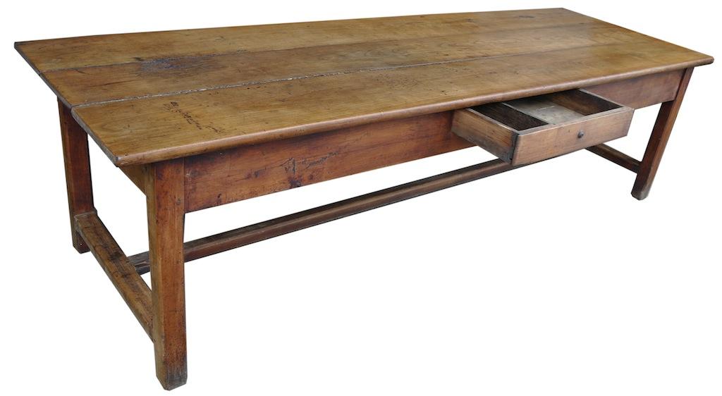 Verkauft Traumtisch 270 Cm Langer Antiker Tisch Kirschbaum
