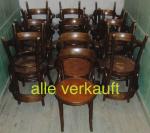 Verkauft 18HG Stühle halbrund Blumen Juli14A