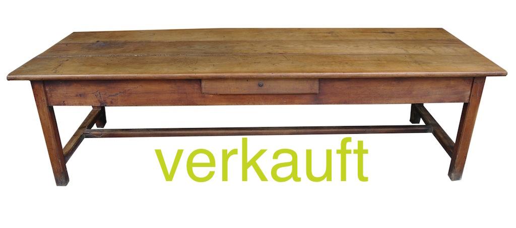 Verkauft Tisch Kb 270cm Juli14A