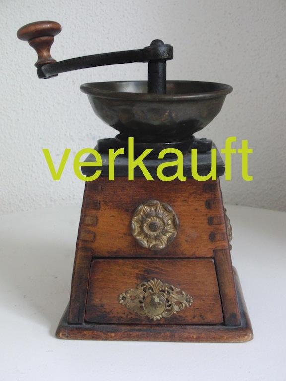 Verkauft Kaffeemühle schön Bdm Aug14A
