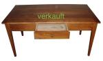 Verkauft Tisch Kb Bdm 148cm Aug.14A