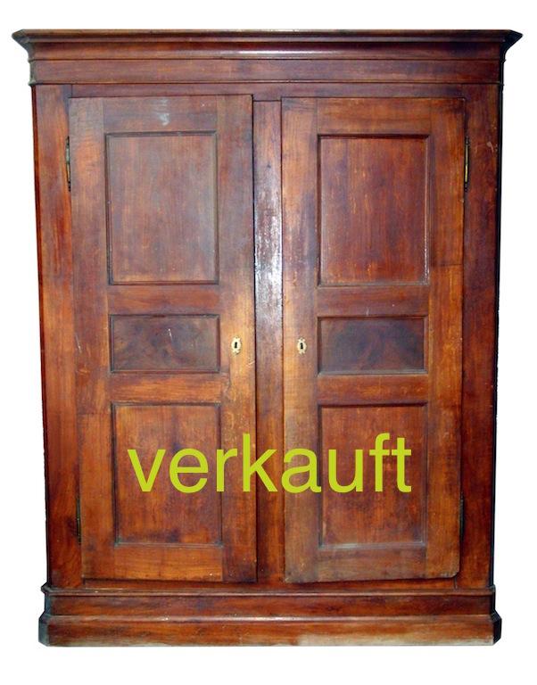 Verkauft Schrank Kb 2-tür Sept14A