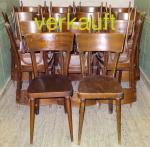 24 dunkle Stühle Dez14A verkauft