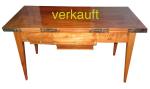 Verkauft Ausziehtisch Brotschubl. Feb15A