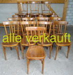 Verkauft 20 Stühle HG Killer März15A