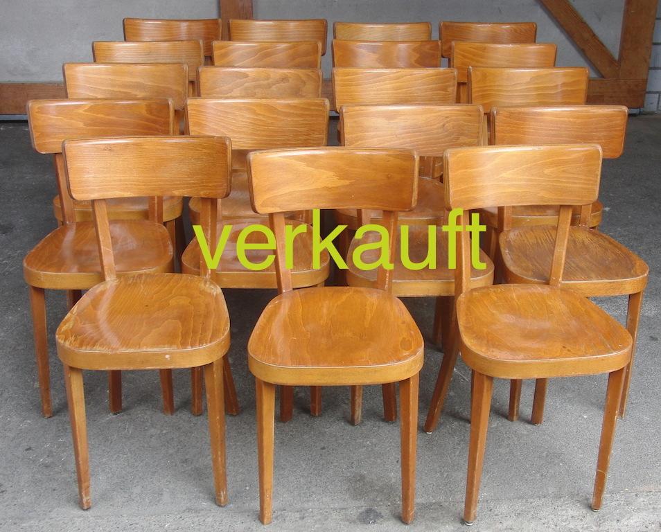 Verkauft 19 Identische Stühle Horgen Glarus Edeltrödel Antike Möbel