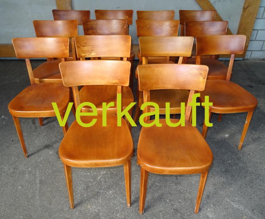 Verkauft 14 HG Stühle April15A