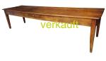 Verkauft Tisch Kb 304cm April15A