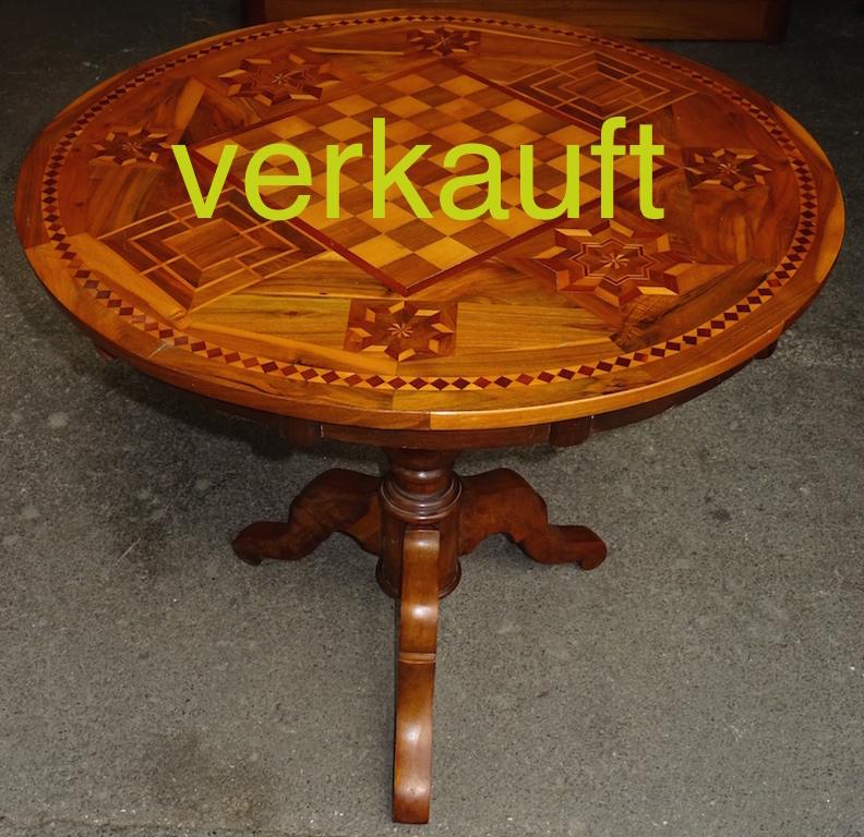 Verkauft Brienzer Spieltisch Juni15A